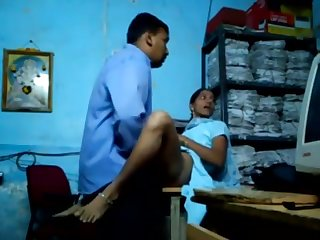 Office chudai xxx pioneering