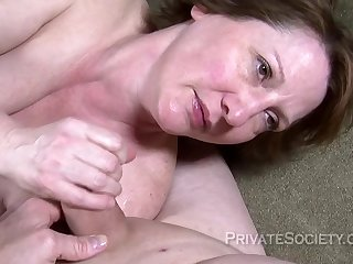 Amateurish Couple Having Sex