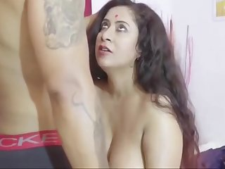 Indian Mature Desi Fit together Has Sex With Boyfriend, 1