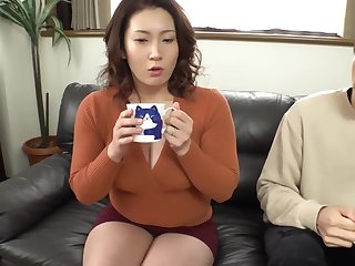 Gvh-063 Son-in-law Aiming Be beneficial to Mother-in-laws Broad in the beam Tits