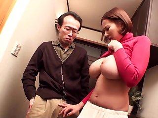 Ruri Saijo - Asian maw enjoys her hardcore adventure and cum