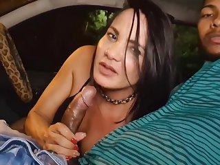 Milf Woman Gave A Ride Plus Gave Her Pussy - Joao O Safado * Bianca Naldy