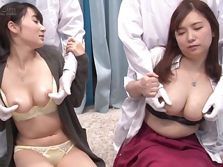 Hardcore Group Pussy Fuck Helter-skelter Stiffener Of Japanese Babes