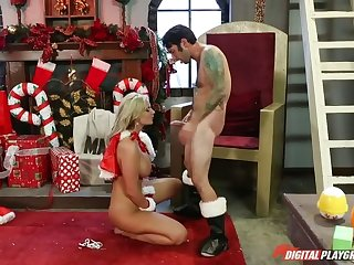 Dirty Santa - Episode 5 - Santa Claus is Cumming