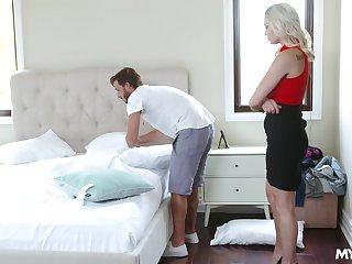 Precious girls share and swap partner sin phenomenal foursome