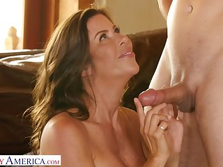 Closeup video of fucking with busty house join in matrimony Alexis Fawx