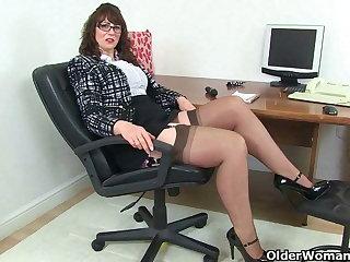 Best of British secretaries part 7