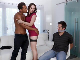 Excellent cuckold scenes for the needy wed