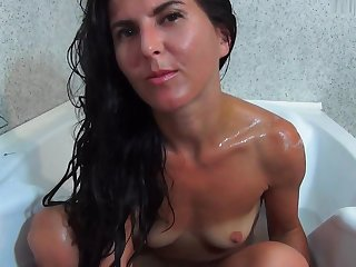 Addiction - in slay rub elbows with bath with mommmy