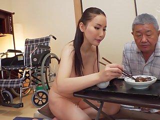 [hdka-211] Bareback Stopping over Caregiver - Eri Takigawa