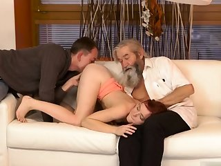 Two old granny s and man fucks chunky gut milf Abrupt