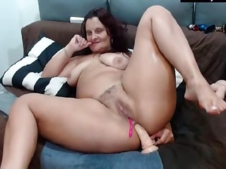 Is She Ugly? Anyway She Does Great Dildo Personify
