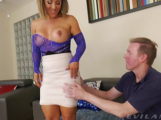 Tie the knot Betty Foxxx gets ass fingered added to fucked by her follower groupie
